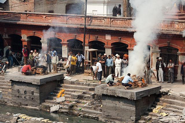 Pashupatinath Cremations